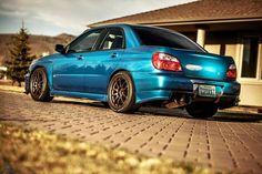 Hot Tuning #Subaru#Impreza