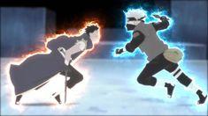 Moving Backgrounds, Moving Wallpapers, Background Images Wallpapers, Kakashi And Obito, Naruto Uzumaki Art, Itachi Uchiha, Live Moving Wallpaper, Anime Wallpaper Live, Plain Black Wallpaper