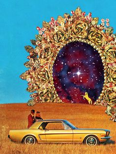 """Enter the Portal"" by Eugenia Loli"