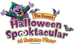Sesame Place The Count's Halloween Spooktacular : Macaroni Kid - Giveaway: Family Four Pack of One Day Admission Tickets