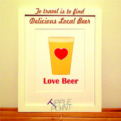 We love Local Beers!