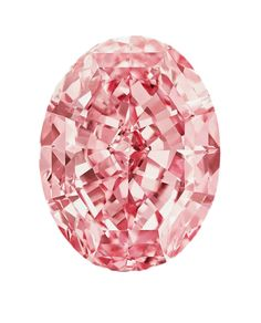 0e56d2a7 59.6-Carat Flawless Fancy Vivid Pink Diamond Sold For World Record US$83.4  Million at