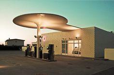 Arne Jacobsen, Texaco gas station, 1936