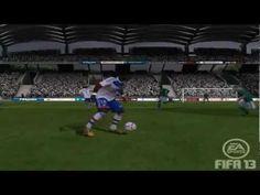 FOOTBALL -  FIFA 13   OL - ASSE   Goal Bafé Gomis - http://lefootball.fr/fifa-13-ol-asse-goal-bafe-gomis/