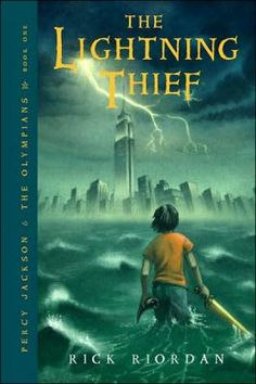 Twelve-year-old Percy Jackson learns he is a demigod, the son of a mortal woman and Poseidon, god of the sea. His mother sends him to a summer camp for demigods where he and his new friends set out on a quest to prevent a war between the gods.