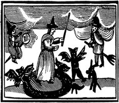 The Confession of Chattox to Witchcraft | Lancashire Witch Trial