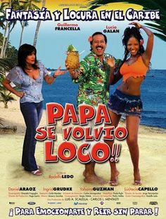 CINE ARGENTINO ONLINE: Papá se volvió loco (2005), PELÍCULA COMPLETA.