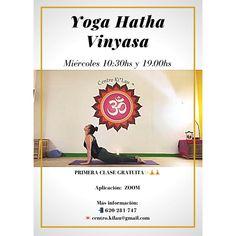 Todos los Miércoles tenemos clase de Yoga Hatha Vinyasa ( Sensitivo) en la aplicación ZOOM por la mañana 10:30hs y por la tarde 19:00hs. 📣Te apetece practicar? Estas invitad@🤩✨ Pídenos más información al: 📲 620-281-747 💌 centro.kilau@gmail.com  #yoga #yogagalicia #yogapractice #yogainspiration #yogalife #yogaeveryday #yogaporlamañana #yogaporlamañana🌞 #yogaporlamañana⛅ #yogahathavinyasa #yogahathavinyasa👱♀️🖤👦🏼 #practicayoga #practicayogacambiatumundo #praticaryoga #yogaencasa…