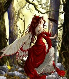 So beautiful! And by my favorite fairy artist.