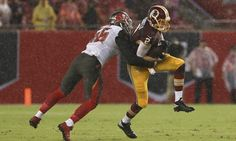"Loss of DE Smith has forced Buccaneers into immediate test of depth = TAMPA — Tampa Bay Buccaneers defensive end Jacquies Smith stood in front of his locker last week talking about the hamstring and ankle injuries that slowed him down after a fast start to his second NFL season.  ""I had a....."