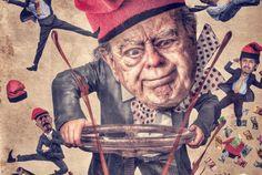ordi Pérez Colomé (blog EL ESPAÑOL) nos obliga a preguntarnos, de episodio sórdido en episodio sórdido, por qué desde los inicios del pujolismo toda la porquería que rodeaba a la Sagrada Familia gobernante fue sistemáticamente enterrada en la arena del oasis informativo catalán