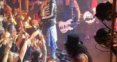 Los Guns N' Roses volvieron a los escenarios luego de dos décadas con un show sorpresa – Panorama Rosario
