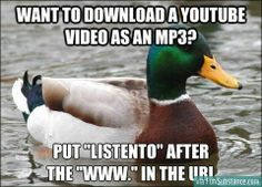 How to download YouTube videos as MP3 - FunSubstance.com on imgfave