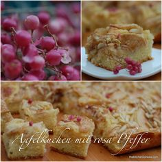 The Kitchen Lioness: Apple Cake