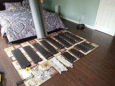 Assembling Dresser Drawers