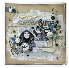 A Project by iggydodie from our Scrapbooking Gallery originally submitted 03/12/11 at 10:11 AM