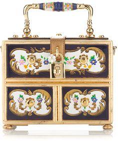 Dolce  amp  Gabbana Dolce Box Bag Dolce And Gabbana Purses, String Bag,  Beautiful f4954d4c45