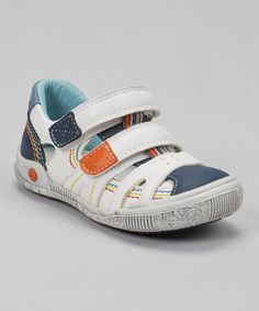 Look at this Beeko White Diego Sandal on #zulily today!