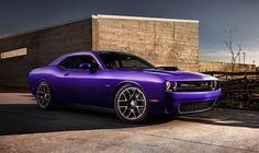 2016 Dodge Challenger R/T Shaker Side View