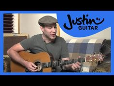 That'll Be The Day - Buddy Holly (Easy Beginner Song Guitar Lesson BS-510) How to play - YouTube