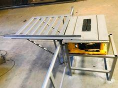 Sierra Circular, Circular Saw, Panel Saw, Diy Girlande, Woodworking Bench, Picnic Table, Wood Table, Drafting Desk, Carpentry