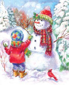 Winterliche Weihnachtsbilder.Die 122 Besten Bilder Von Weihnachtsbilder In 2016