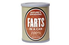 Farts in a Can - $8.95 | The Geeky Store