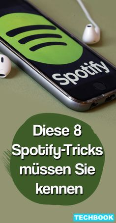 8 Spotify tricks users should Spotify-Tricks, die Nutzer kennen sollten! Spotify plays countless songs, but can do much more. With the tips and tricks from TECHBOOK you get everything out of the streaming service.