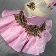 Fancy Dress – Tiny Toes Boutique LLC Pink Sequin Dress, Jasmine Dress, Real Princess, Handmade Dresses, Fancy Dress, Dress Making, Beautiful Dresses, Glamour, Boutique