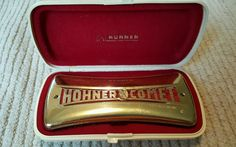 Hohner Comet C-G Double Sided Harmonica Free US Shipping #Hohner