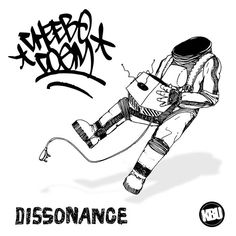 DISSONANCE cover art