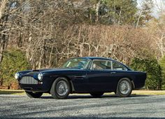 World Of Classic Cars: Aston Martin DB4 1962 - World Of Classic Cars -