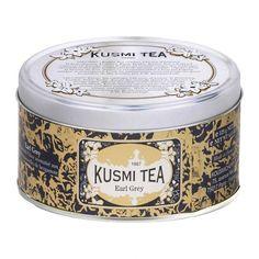 Darjeeling tea - Kusmi Tea - Online sale of Darjeeling tea Darjeeling Tea, Russian Tea, Tea Packaging, Packaging Design, Tea Brands, Tea Tins, Baking Ingredients, High Tea, Drinking Tea