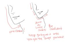 I have done this before! It really works! Though it takes practice