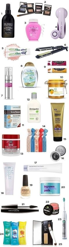 Best Beauty Products Summer 2014