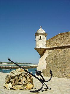 Forte da Ponta da Bandeira - Lagos - Portugal