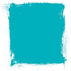 No-Fail Turquoise -Cool Aqua by Benjamin Moore Coastal Color of the Year: Turquoise - Coastal Living Mobile Coastal Homes, Coastal Living, Coastal Kitchens, Florida Living, Aqua, Teal, Coastal Colors, Coastal Decor, Turquoise Painting