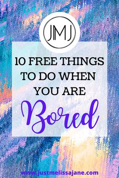 10 Free Things To Do When You Are Bored - Things to do when you are bored and do not want to spend money! things to do when bored crafty, thi - Things To Do When Bored, Free Things To Do, Diy Things, Ways To Save Money, Money Saving Tips, How To Make Money, Household Budget, Winter Things, Christmas Things