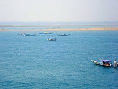 Chilka Lake is a brackish water lagoon, spread over the Puri, Khurda and Ganjam districts of Odisha state on the east coast of India