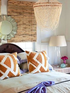 Expand your sleeping space with these smart small bedroom decorating ideas that will help you maximize your space and make use of every inch: http://www.bhg.com/decorating/small-spaces/style/small-bedroom/?socsrc=bhgpin121214smallbedroomdecorating