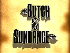 Butch & Sundance Font | dafont.com