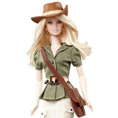 Barbie Safari