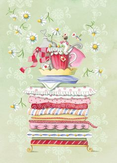 my world of tea...