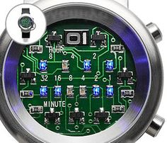 Reloj Binario: lo quiero YA!