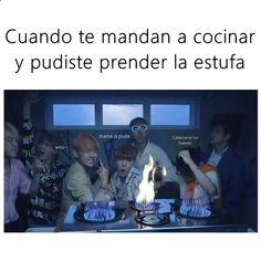 esto es tan chistoso JAJAJAJAJA me muero de la risa BTS MEMES EN ESPANOL