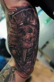 King Tut Tattoo 18 King Tut Tattoo Pinterest King Tut Tattoo