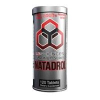 LG Sciences Natadrol will help you obtain some serious growth and strength in the gym.  Natadrol contains a mix of herbal ingredients that act as natural anabolic agents to give you amazing results.  This product contains no stimulants or steroid hormones of any kind.  This is a new formula that contains the exact same ingredients as the original formula but contains 30% more active ingredients per pill.