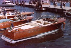 The MV Agusta Riva Aquarama (Italian motorcycle magnate Count Domenico Agusta's 1970 Riva)
