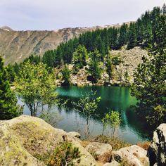 Estanh de Gerber #valdaran #rutas #senderismo #pirineos