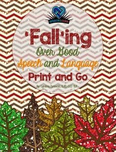This Fall themed Print and Go pack will have you covered!